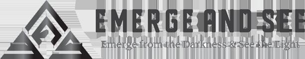 Emerge and See Logo